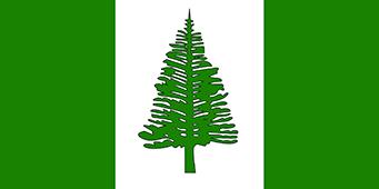 Norfolk Islands Flag